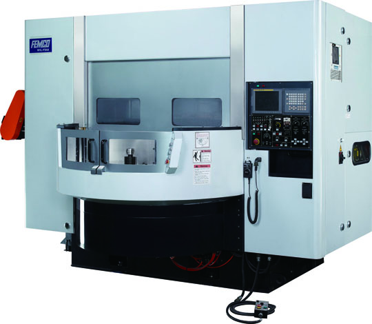 WVL-F24A (with Automatic Pallet Changer) Image